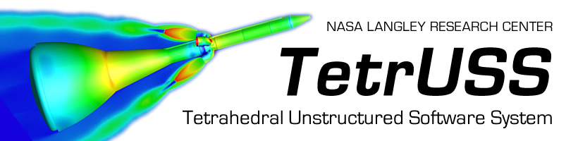 TetrUSS: NASA Tetrahedral Unstructured Software System